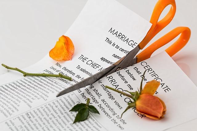 Koszt rozwodu - Formalne aspekty rozwodu